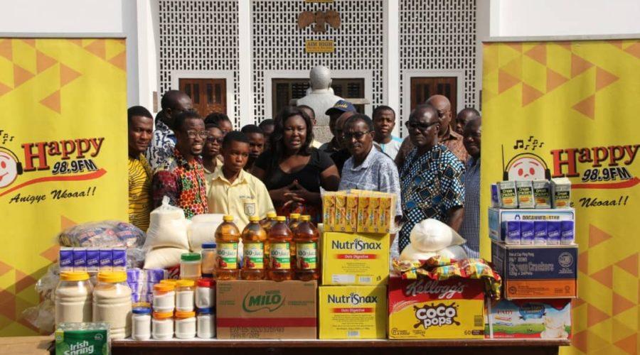 Happy-Accra_Aca donation