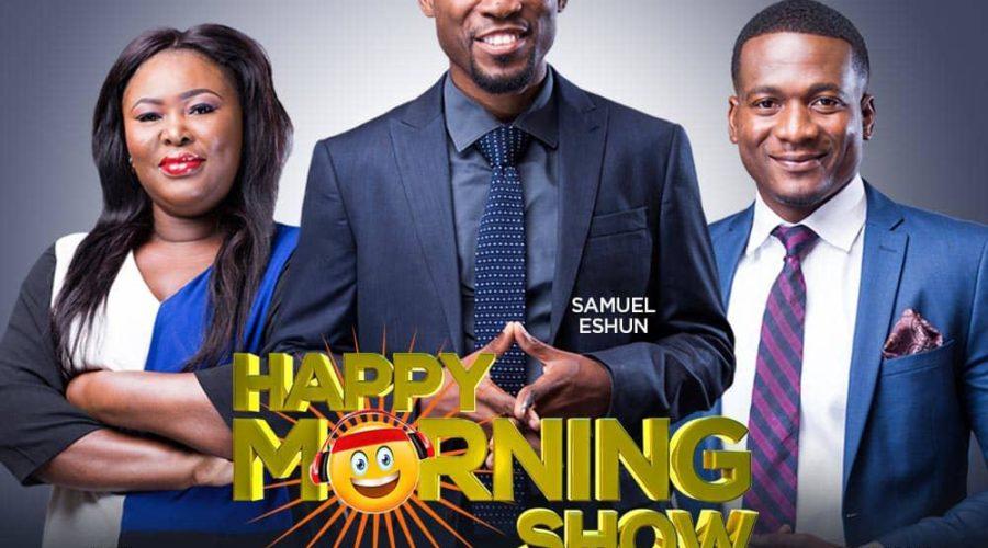 happy morning show - artwork